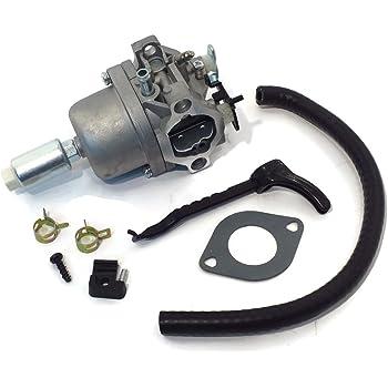 Amazon Com The Rop Shop Carburetor Carb For Briggs Stratton Models 31p677 31p877 31q507 31q577 31q777 Garden Outdoor