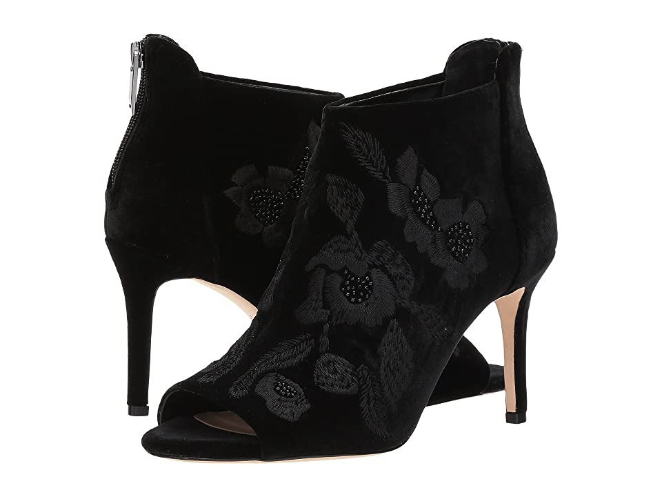 Imagine Vince Camuto Padget (Black Velvet) High Heels