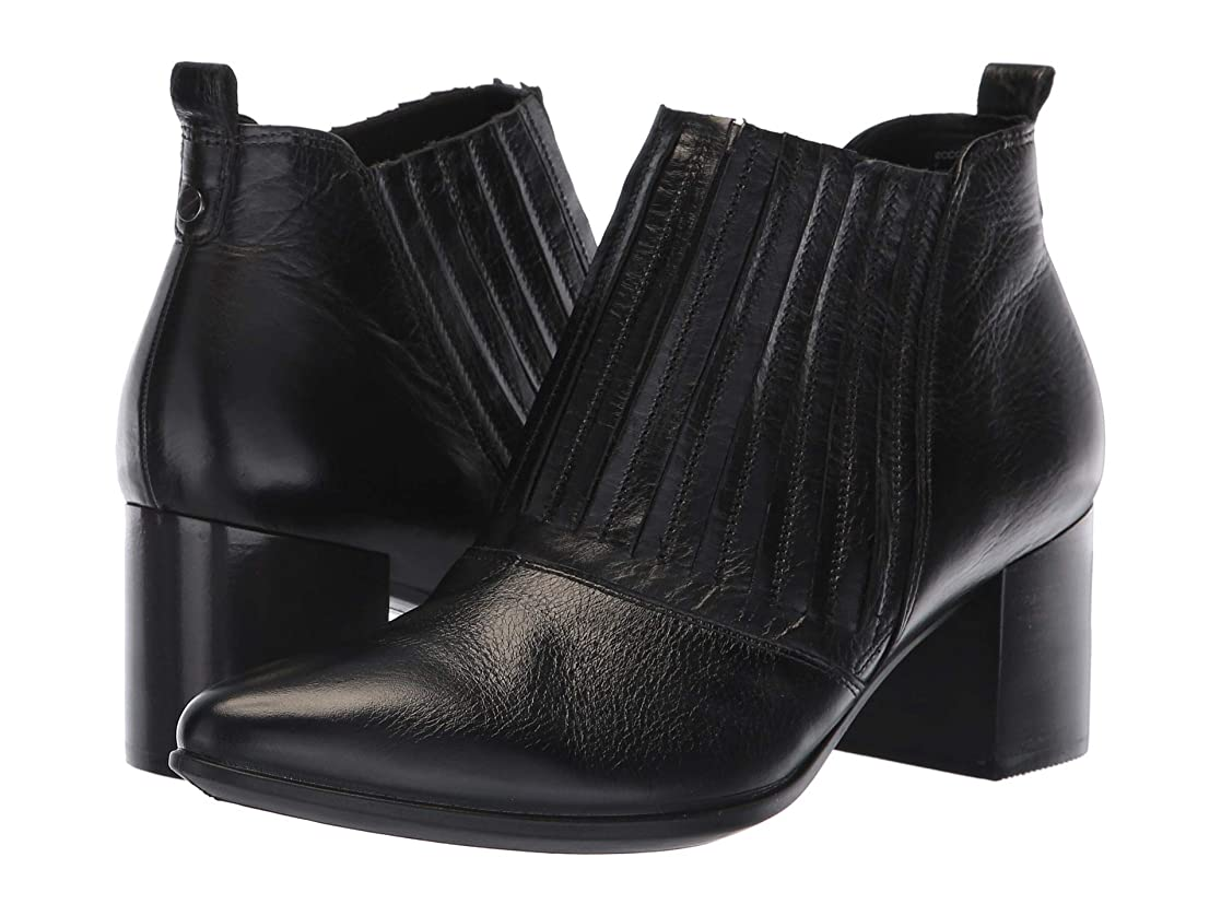 エチケットからぶどう[エコー] レディースブーツ?靴 Shape 45 Block Ankle Boot [並行輸入品]