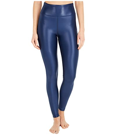 Heroine Sport Barre Leggings (Satin Navy) Women