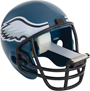 Scotch Magic Tape Dispenser, Philadelphia Eagles Football Helmet with 1 Roll of 3/4 x 350 Inches Tape