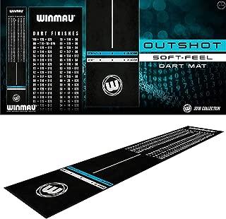 Winmau Outshot Dart Mat (soft-feel)