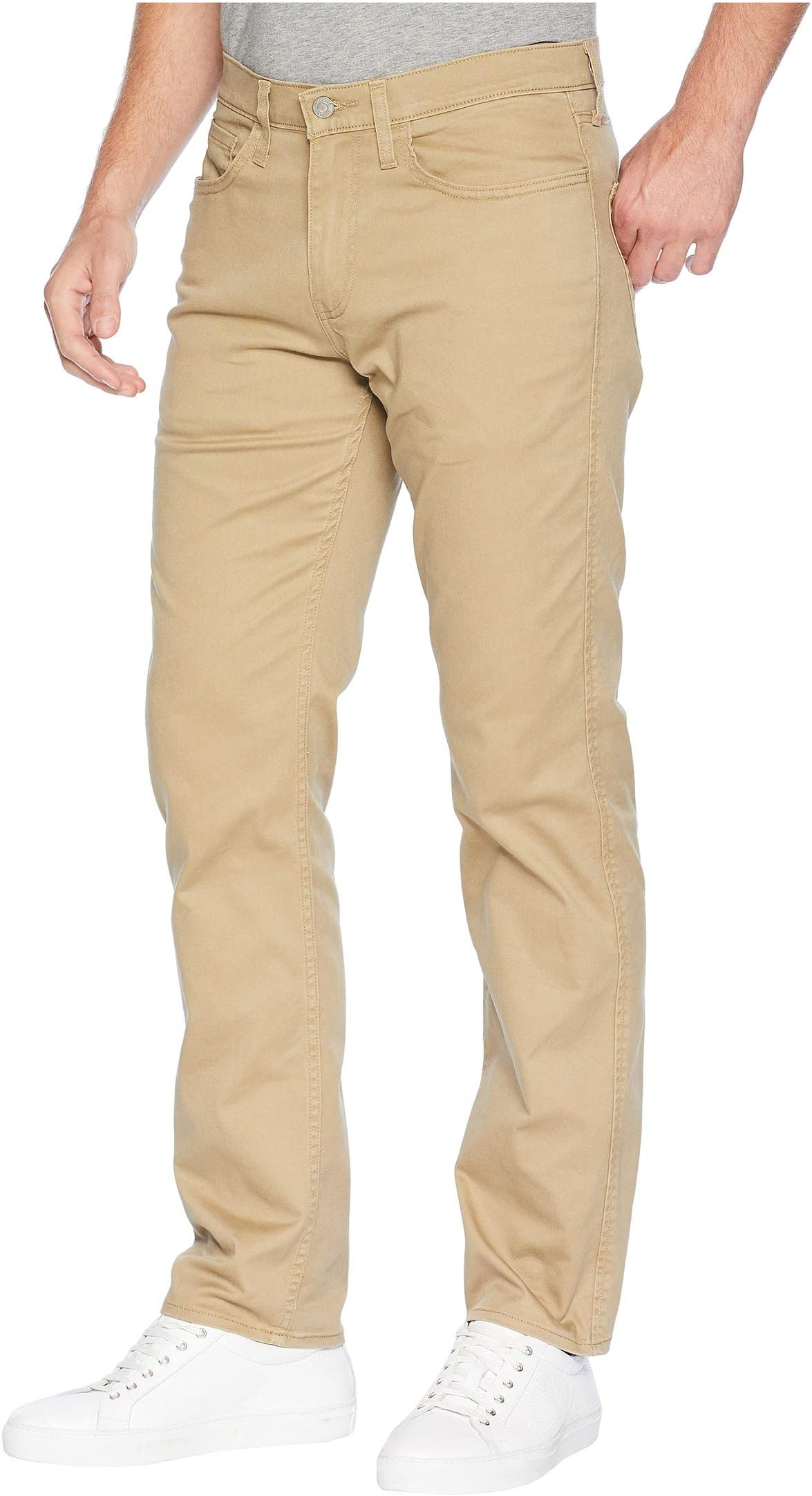 Dockers Straight Fit Jean Cut 2.0 All Seasons Tech Pants yrdRE