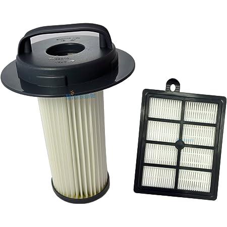 2x HEPA-10 Zylinder-Filter für Philips FC8740//02 FC8047 FC8730 FC8710 FC8749