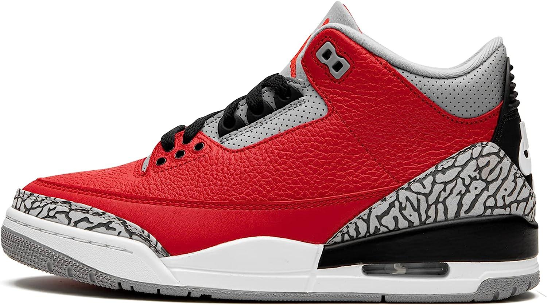 Nike Air Jordan 3 Retro Se Mens Basketball Fashion Running Shoes Ck5692-600 Size
