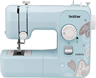 Brother RLX3817A 17-Stitch Sewing Machine, Blue (Renewed)