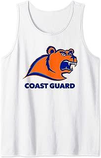 US Coast Guard Academy Bears NCAA PPUSCGAAA01 Tank Top