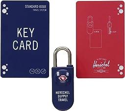 TSA Card Lock