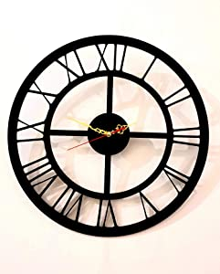 X-fab Wood Analog Clock - Wall Clocks