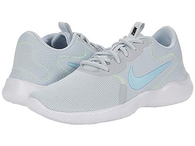Nike Flex Experience Run 9 (Pure Platinum/Glacier Ice/Barely Volt) Women