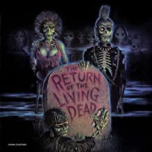 The Return of the Living Dead: Original Soundtrack Limited Bone White with Green Zombie Blood Edition
