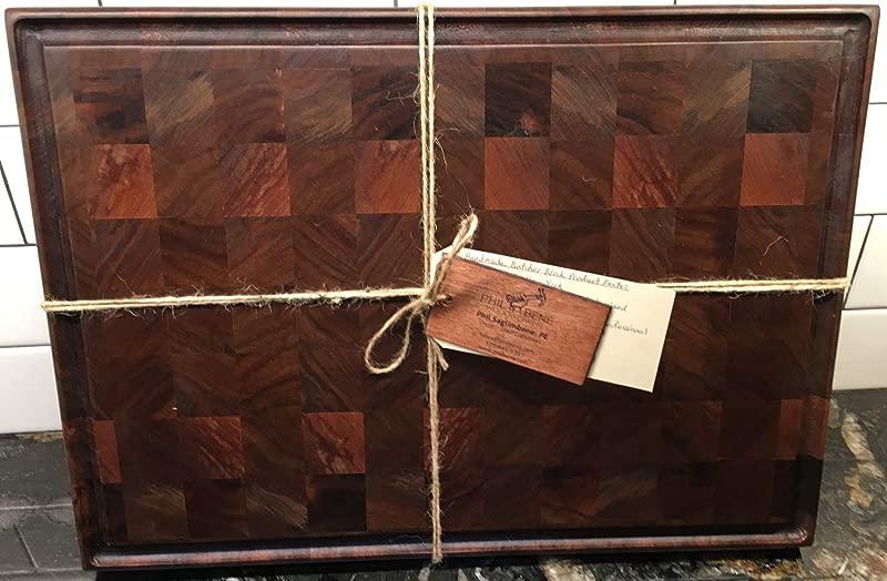 Handcrafted Walnut Cutting Board LARGE