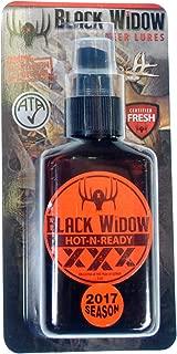 (2017 Season) Black Widow Hot-N-Ready XXX Southern Whitetail Doe Estrus - 3 oz
