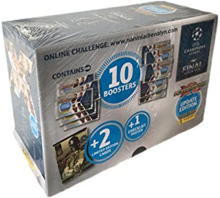 Panini 2014/2015 Champions League Adrenalyn XL UPDATE EDITION 2015 GIFTBOX 10 packs + 3 LE Cards