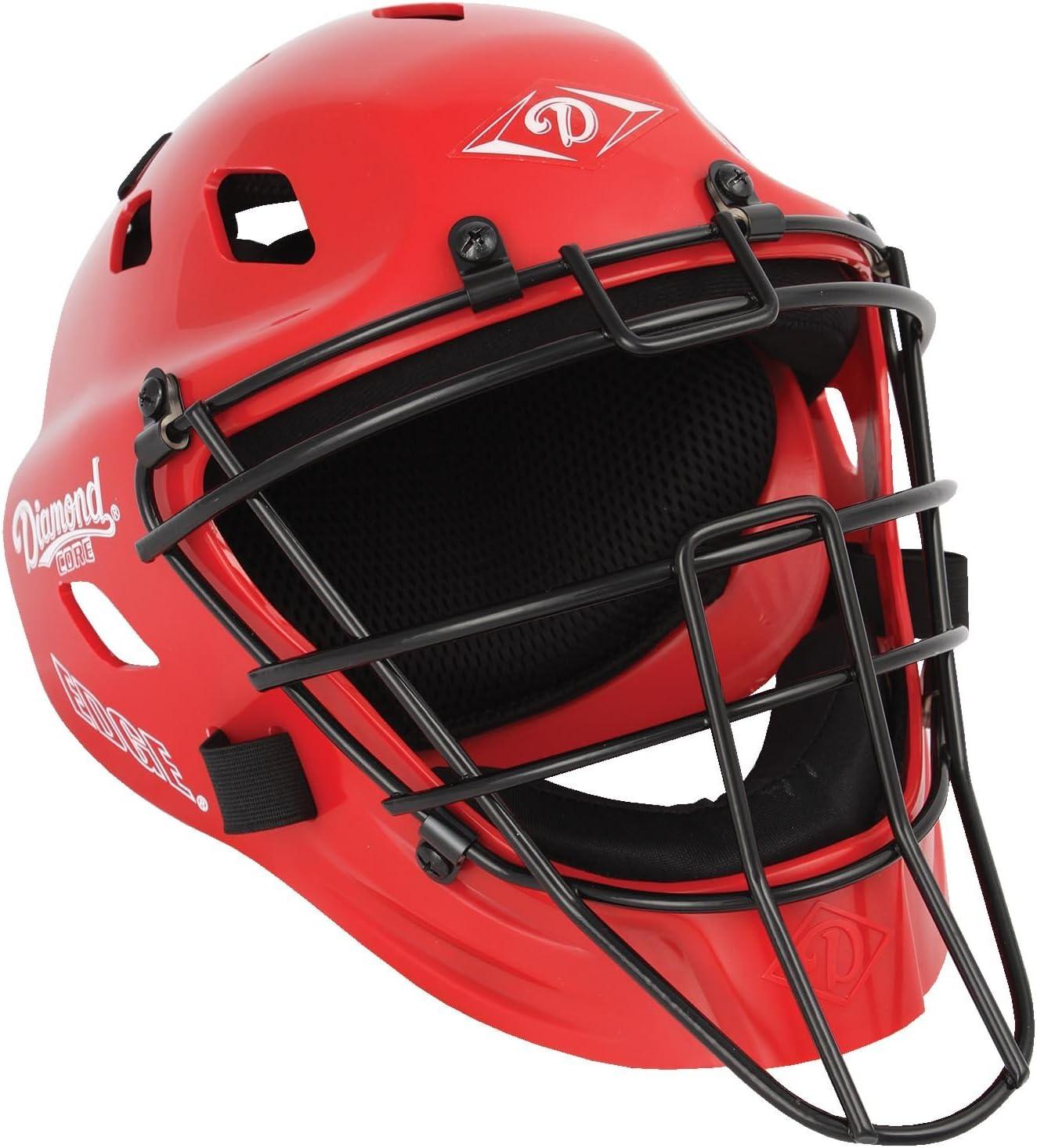 Diamond DCH-EDGE Ranking TOP8 CX Max 90% OFF SM Edge Hockey Helmet Cather's Style S Small