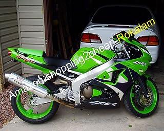 Hot Sales 1999/Multicolore Moto Car/énages Zx-6r 98 99/ZX 6R ABS kit de Car/énage pour Kawasaki Ninja Zx6r 1998