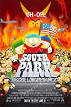 Posters USA South Park Bigger Longer and Uncut Movie Poster GLOSSY FINISH - FIL028 (24