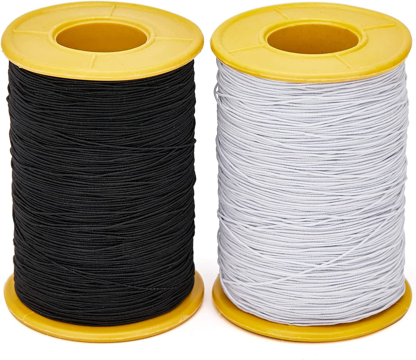 Factory outlet XCRUI 2Roll 0.5mm Thickness 547 Sewing Elastic Brace Yard Max 59% OFF Thread
