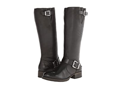 Rieker Z9580 Liz Side Zip Boot (Schwarz) Women