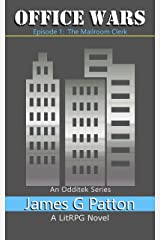 Office Wars: The Mailroom Clerk Kindle Edition