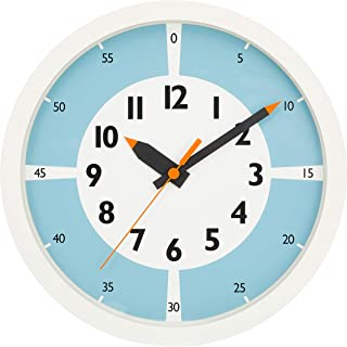 fun pun clock with color! YD15-01 LBL