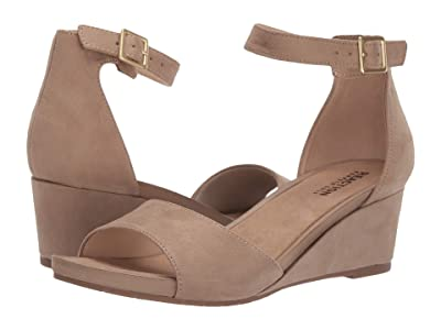 Kenneth Cole Reaction Roll Sandal (Cafe) Women