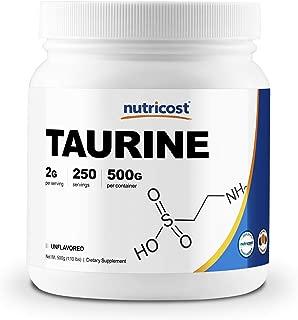 Best taurine supplement powder Reviews