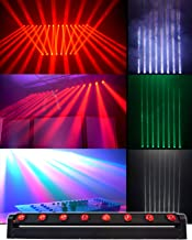 Rockville MOTIONSTRIP Motorized Moving Head RGBW Color Strip Wash/Beam Light Bar