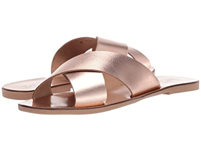 Seychelles Total Relaxation (Rose Gold Leather) Women