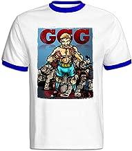 Kexiaos Men's Gennady Golovkin GGG Boxing T Shirt