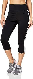 adidas Women's D2M 3-Stripes 34 Tights