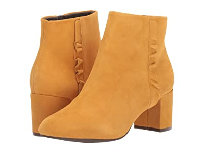 Rockport Total Motion Oaklee Ruffle Boot (Sunflower) Women