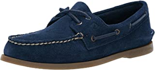 Sperry Men's A/O 2-Eye Summer Suede Boat Shoe
