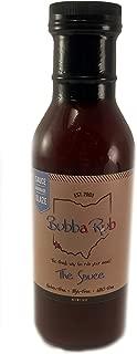 Bubba Rub BBQ Sauce - Finest Way to Rub Your Meat (Original, 18 Oz Sauce)