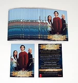 Lot of (50) 2002 Inkworks Smallville Season 1 Promo Card (P-1) Nm/Mt