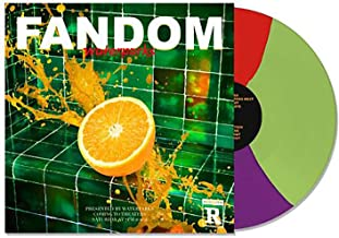 FANDOM - Exclusive Limited Edition Purple/Red/Green Tri-Colored Vinyl LP #/500