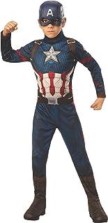 Rubie's - Disfraz oficial de los Vengadores del Capitán Am