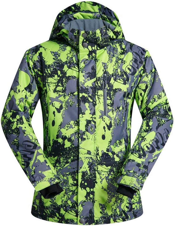 Zjsjacket ski Suit Skiing Jacket Mens Outdoor Waterproof Windproof Breathable Warm Quality New Snow Coat Winter Male Ski Jacket Men Ski Suits 203wy