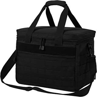 YoKelly Tactical Molle Cooler Bag 16 Can for Beach Travel Camping