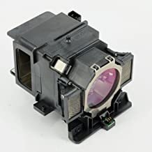 QueenYii ELPLP73 Compatible for EPSON EB-Z10005 EB-Z8450WU EB-Z8455WU Replacement Projector Lamp