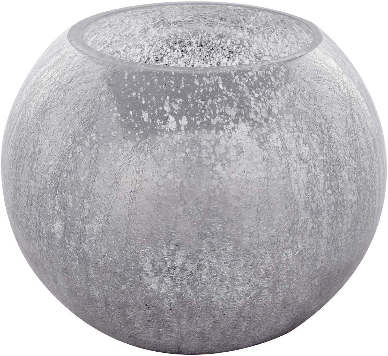 Kayoom Glass Vase Alpinia II 152 argent