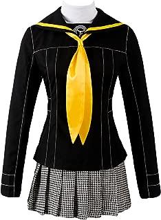 Ya-cos Persona 4 Shin Megami Tensei Arena Ultimax Rise Kujikawa Cosplay Costume Outfit