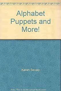 Alphabet puppets plus more!
