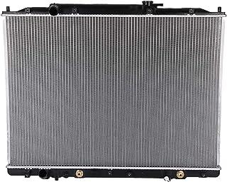 AutoShack RK1228 30.3in Complete Radiator Replacement for 2009-2015 Honda Pilot 2009-2014 Ridgeline 3.5L