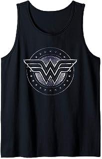 DC Comics Wonder Woman Star Shield Débardeur