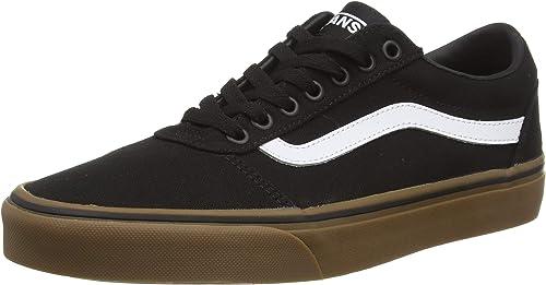 Vans Ward Canvas, Sneakers Basses Homme : Amazon.fr: Chaussures et ...