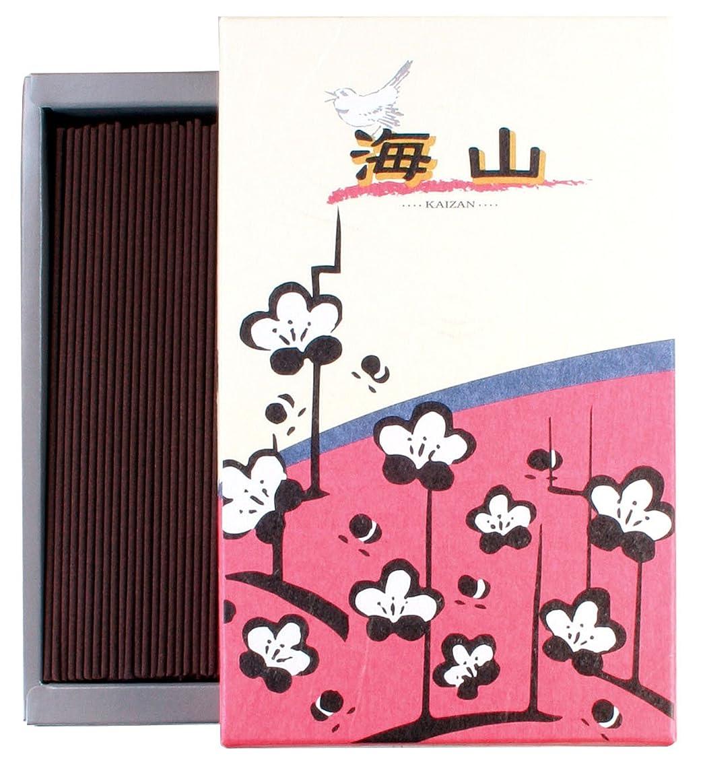 淡路島「大発」のお線香 海山 大バラ