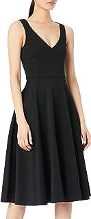 Marca Amazon - TRUTH & FABLE Vestido Midi Mujer