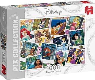 Jumbo 19763 Disney Pix Collection - Princess Selfies 1000 Piece Jigsaw Puzzle