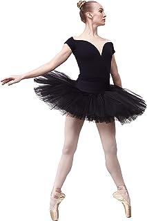 DANCE YOU Profesional Falda Tutu de Ballet para Mujer 7